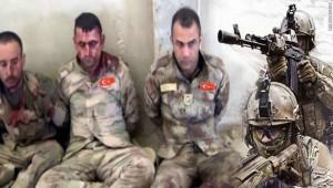 Τούρκοι Αιχμάλωτοι ΒΒ Συρία 20-01-2016