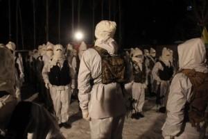 PKKάδες με άσπρες στολές