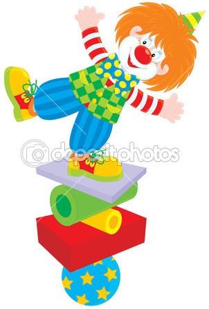 depositphotos_10240761-Circus-clown-equilibrist