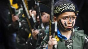 Παιδάκια τρομοκράτες