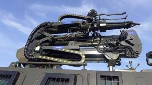 Όχημα κατά El Yapımı Patlayıcı Tespit ve Inceleme Aracı
