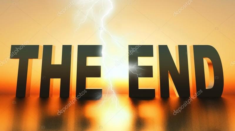 … Ήλθε το Τέλος!..
