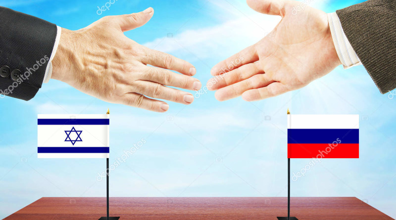 Friendly relations between Russia and Israel. Concept of talks and diplomacy