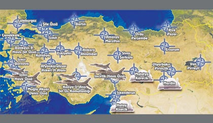 χαρτης τ. ως ΝΑΤΟ-ικη βαση